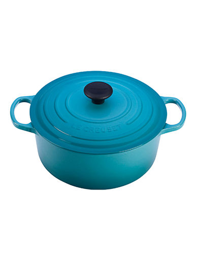 Le Creuset Round French Oven-CARIBBEAN-6.7L