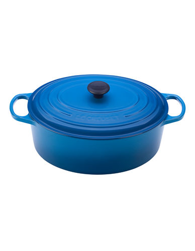 Le Creuset Oval French Oven-MARSEILLE-6.3L