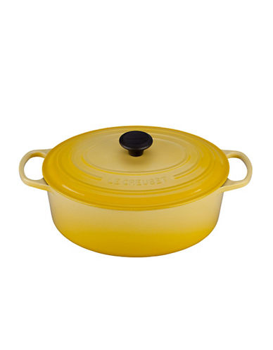 Le Creuset Oval French Oven-SOLEIL-4.7L