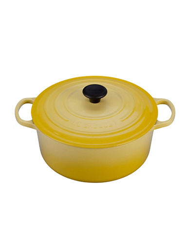 Le Creuset Round French Oven-SOLEIL-6.9L