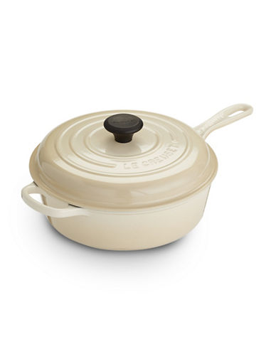 Le Creuset 3.5L Covered Saute Pan-DUNE-One Size