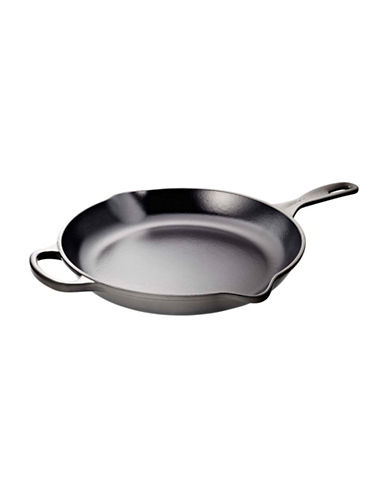 Le Creuset Iron Handle Skillet-OYSTER-30cm
