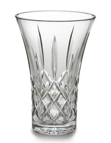 Lismore Flared Vase 8in Hudsons Bay