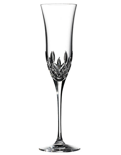 Waterford Wedgwood Lismore Essence Champaigne Flute-CLEAR-One Size
