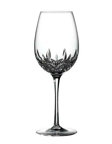 Waterford Wedgwood Waterford Lismore Essence Goblet  Set Of 2-CLEAR-One Size