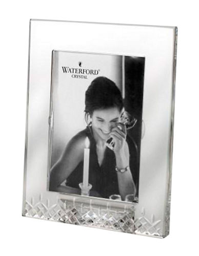 Waterford Wedgwood Lismore Essence 5In X 7In Frame-CRYSTAL-One Size