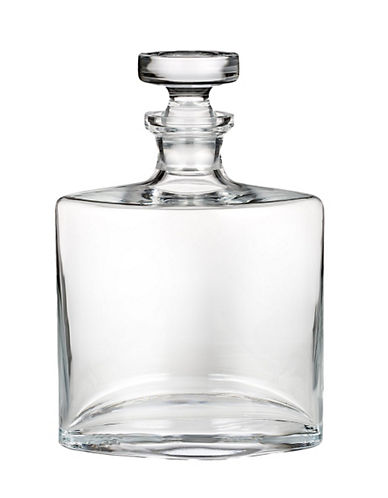 Waterford Wedgwood Marquis by Waterford Vintage Oval Decanter-CLEAR-One Size
