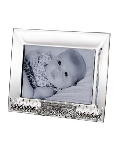 Waterford Wedgwood Lismore Essence 4X6 Frame Horizontal-CRYSTAL-One Size