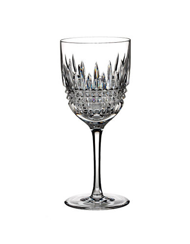 Waterford Wedgwood Waterford Lismore Diamond White Wine-CLEAR-One Size