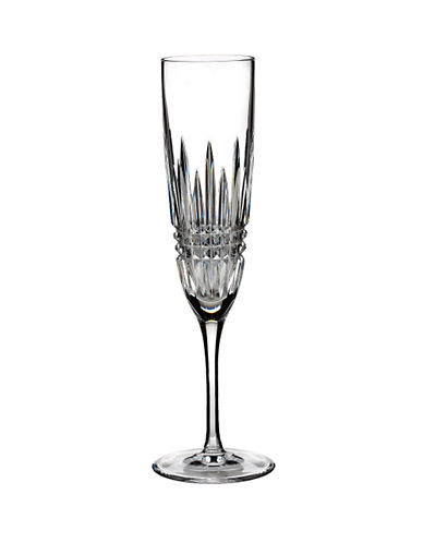 Waterford Wedgwood Waterford Lismore Diamond  Flute-CLEAR-One Size
