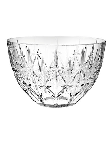 Waterford Wedgwood Marquis by Waterford Sparkle 9 Inch Bowl-CLEAR-One Size