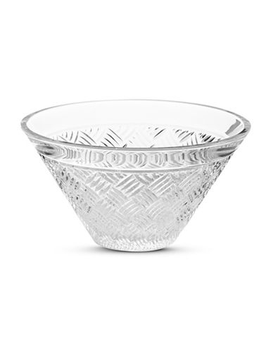 Waterford Wedgwood 11 Inch Versa Bowl-CRYSTAL-One Size