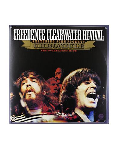 Vinyl Creedence Clearwater Revival - Chronicle Volume 1 Vinyl-BLACK-One Size