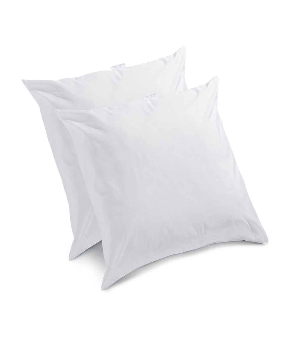 Two Pack 226 Threadcount Euro Square Pillow