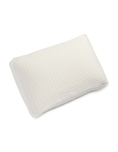 Live Comfortably Hydrogel All Sleep Type Pillow-WHITE-Standard