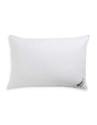 Beautyrest Black Hydrafresh Down Alternative Medium Support Pillow-WHITE-Queen