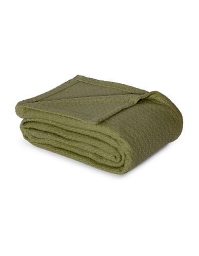 Lauren Ralph Lauren Lauren RL Classic Blanket-GREEN-King