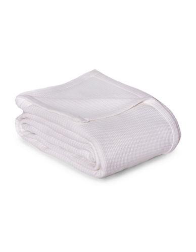 Lauren Ralph Lauren Lauren RL Blanket-WHITE-King
