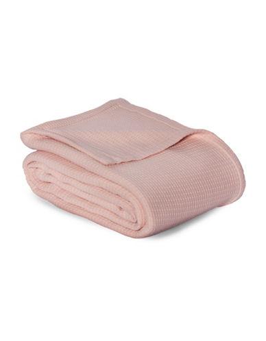 Lauren Ralph Lauren Lauren RL Blanket-PINK-Queen
