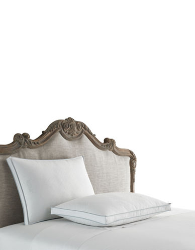 Lauren Ralph Lauren Trellis Comfort Down Alternative Firm Support Pillow-WHITE-King