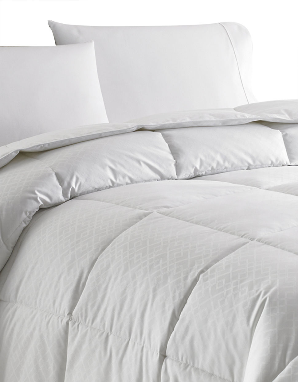 400 Thread Count Trellis European Down Alternative Duvet