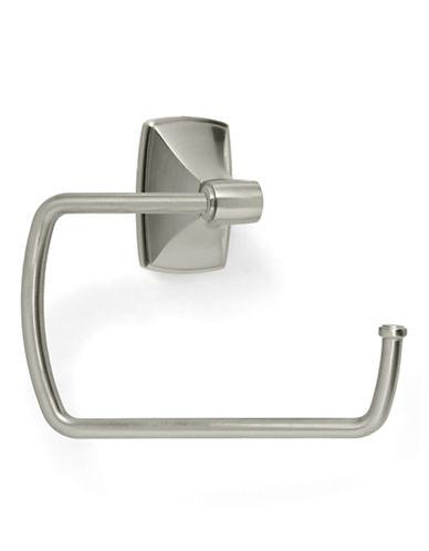 Amerock Clarendon Satin Nickel Towel Ring-NICKEL-One Size