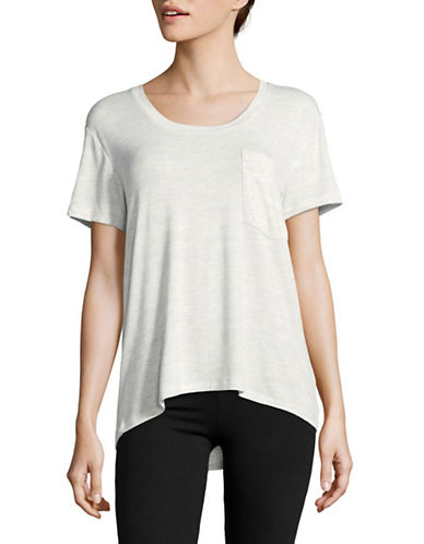Roudelain Oversized Cloud T-Shirt-NATURAL-Small