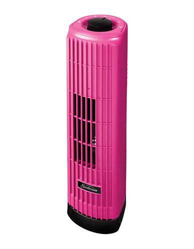 Sunbeam Cool Me 13-Inch Mini Tower Fan-FUSCHIA-One Size