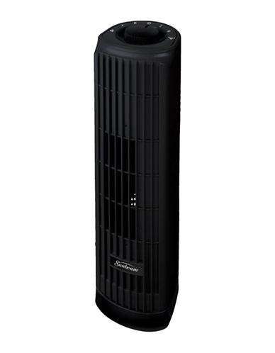 Sunbeam Cool Me 13-Inch Mini Tower Fan-BLACK-One Size