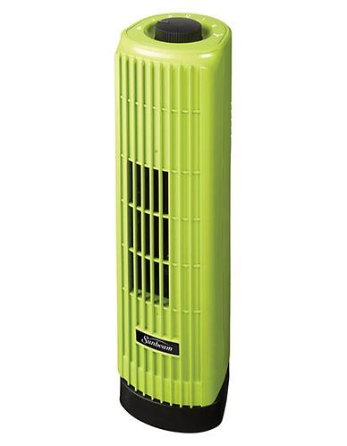 Sunbeam Personal Tower Fan-GREEN-One Size