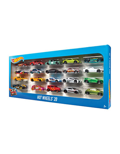 Hot Wheels 20-Car Pack-MULTI-One Size