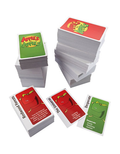 Mattel Apples to Apples Party Box, French-MULTI-One Size