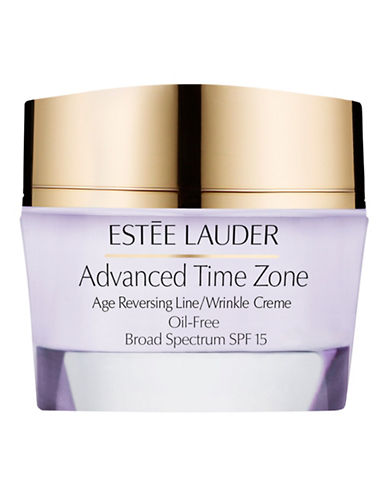 Estee Lauder Advanced Time Zone Age Reversing Line/Wrinkle Creme Oil-Free Broad Spectrum SPF 15-NO COLOUR-50 ml