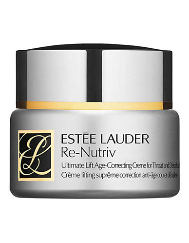 Estee Lauder ReNutriv Ultimate Lift Age Correcting Creme for Throat and Decolletage-NO COLOUR-50 ml