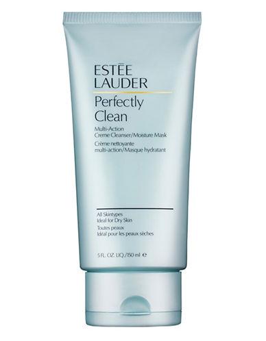 Estee Lauder Perfectly Clean Multi-Action Creme Cleanser Moisture Mask-NO COLOUR-150 ml