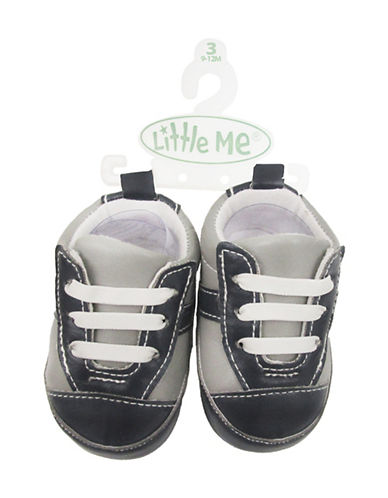 Little Me Bowling-Style Sneakers-BLUE-9-12 Months