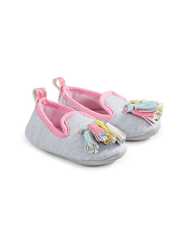 Little Me Tassel Slip-On Loafers-ASSORTED-9-12 Months