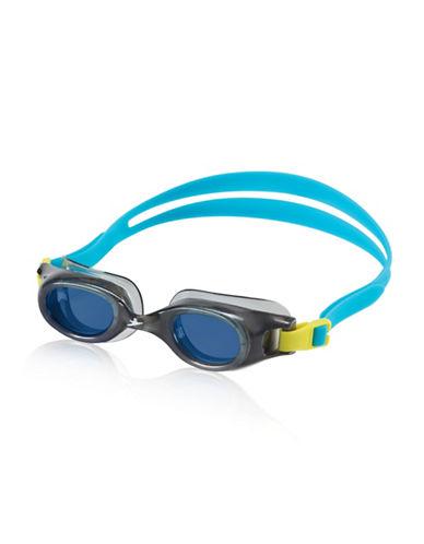 Speedo Jr. Hydrospex Classic Goggle-GREY-One Size