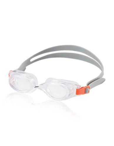Speedo Jr. Hydrospex Classic Goggle-SILVER-One Size