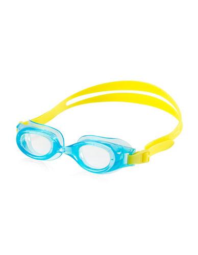 Speedo Hydrospex Classic Goggles-BLUE-One Size