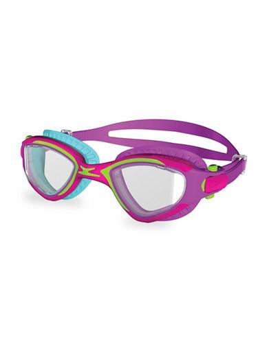 Speedo Junior MDR 2.4 Goggles-PINK-One Size