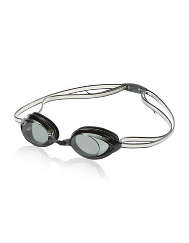 Speedo Jr.Vanquisher Kids Round Goggles-SMOKE-One Size