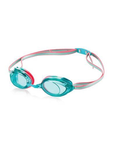 Speedo Jr. Vanquisher Goggles-BLUE-One Size