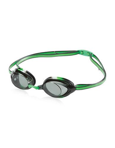 Speedo Jr. Vanquisher Goggles-BLACK-One Size
