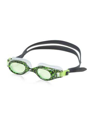 Speedo Jr. Hyrdospex Printed Goggles-MONSTER-One Size