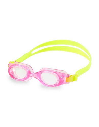 Speedo Junior Hydrospex Classic Goggles-PINK-One Size