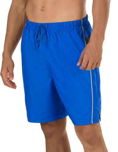 Speedo Techvolley Speedo Swim Shorts-BLUE-X-Large 88980778_BLUE_X-Large