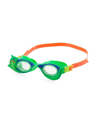 Speedo Scales and Tails Swim Goggles-MONSTER-One Size