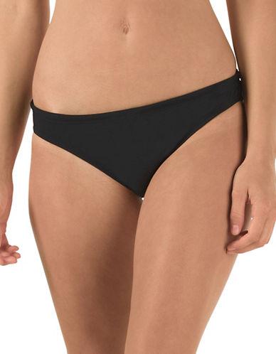 Speedo Lightweight Bikini Bottom-BLACK-14