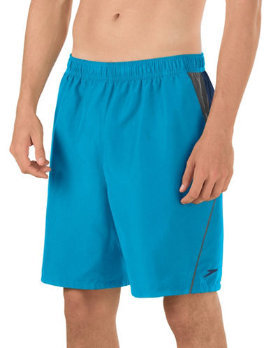 Speedo Cutback Volley Shorts-BLUE-X-Large 89830570_BLUE_X-Large